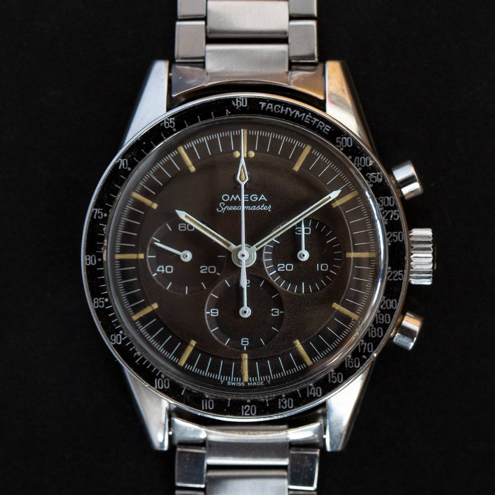 Omega Speedmaster 321 / ST 105.003-65 'Ed White' Tropical Dial-1