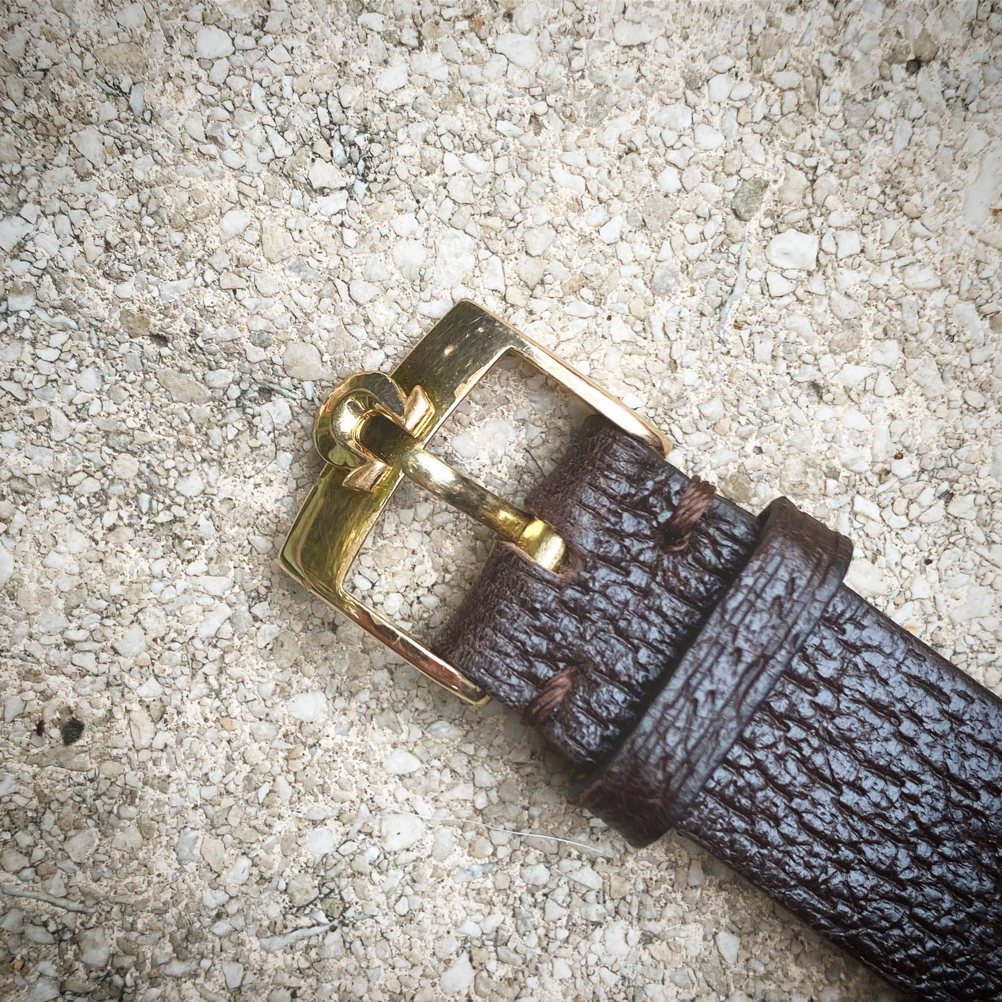 OMEGA CONSTELLATION PIE PAN DE LUXE SOLID GOLD 18K-6