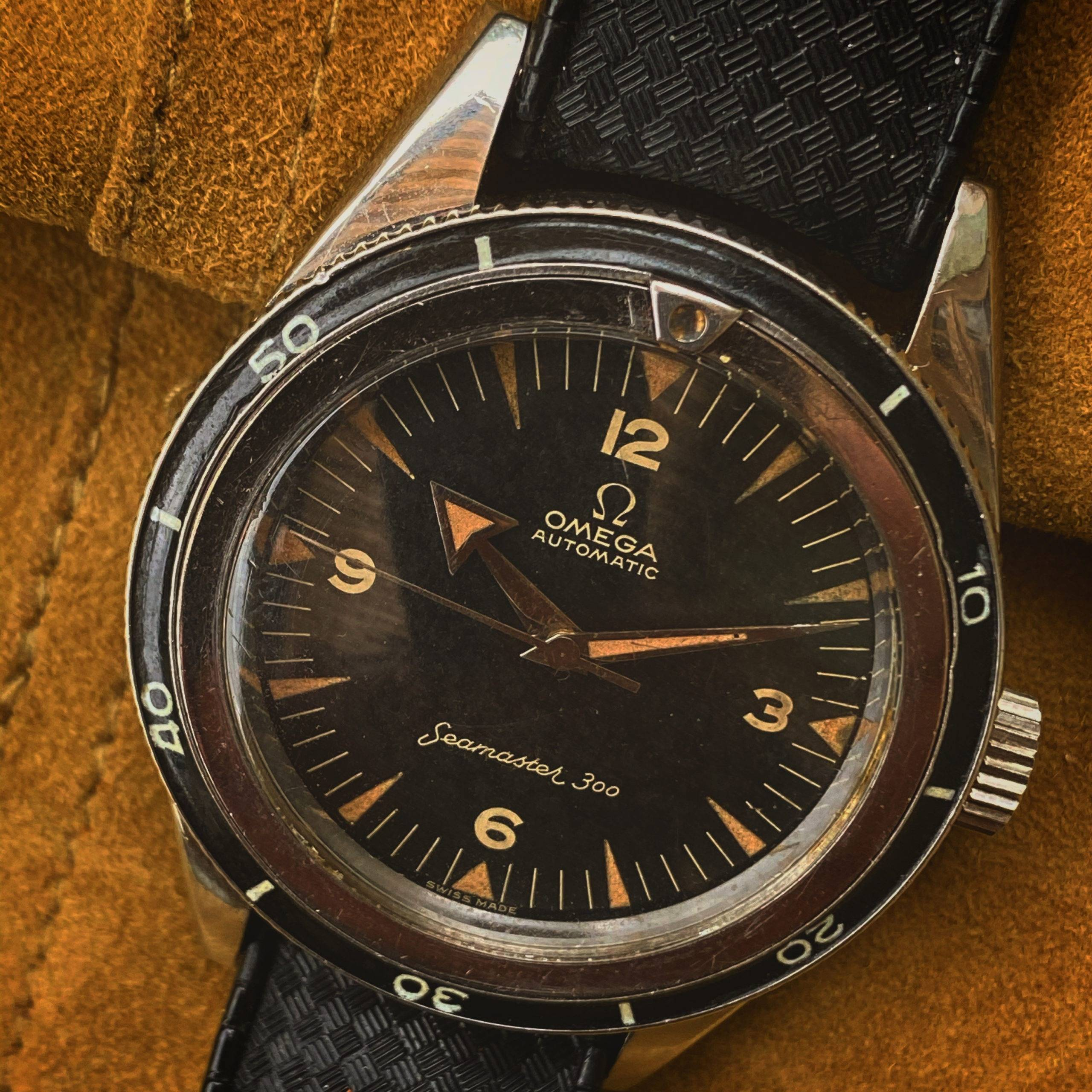 OMEGA SEAMASTER 300 'Broad Arrow'-2