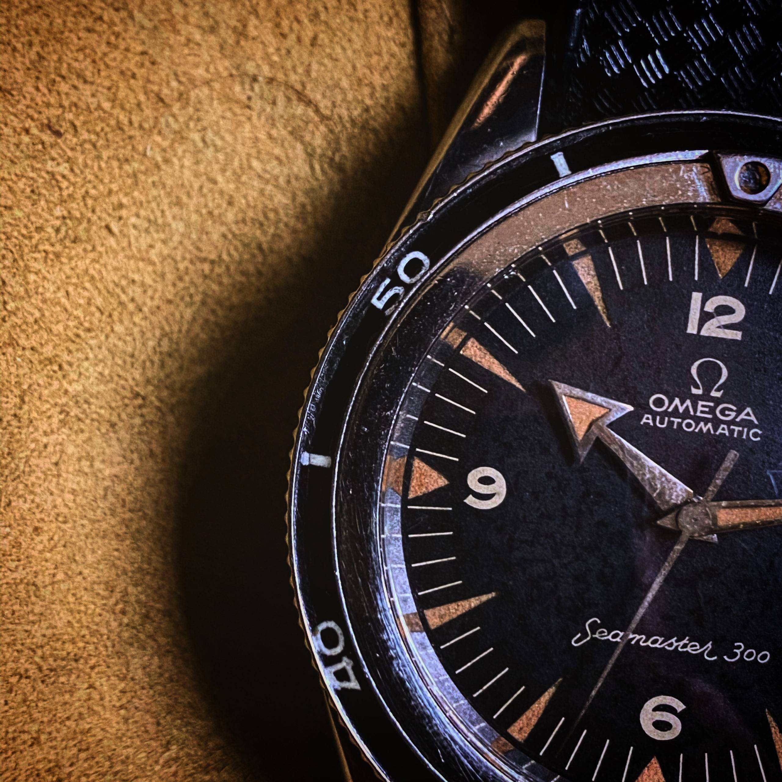 OMEGA SEAMASTER 300 'Broad Arrow'-7