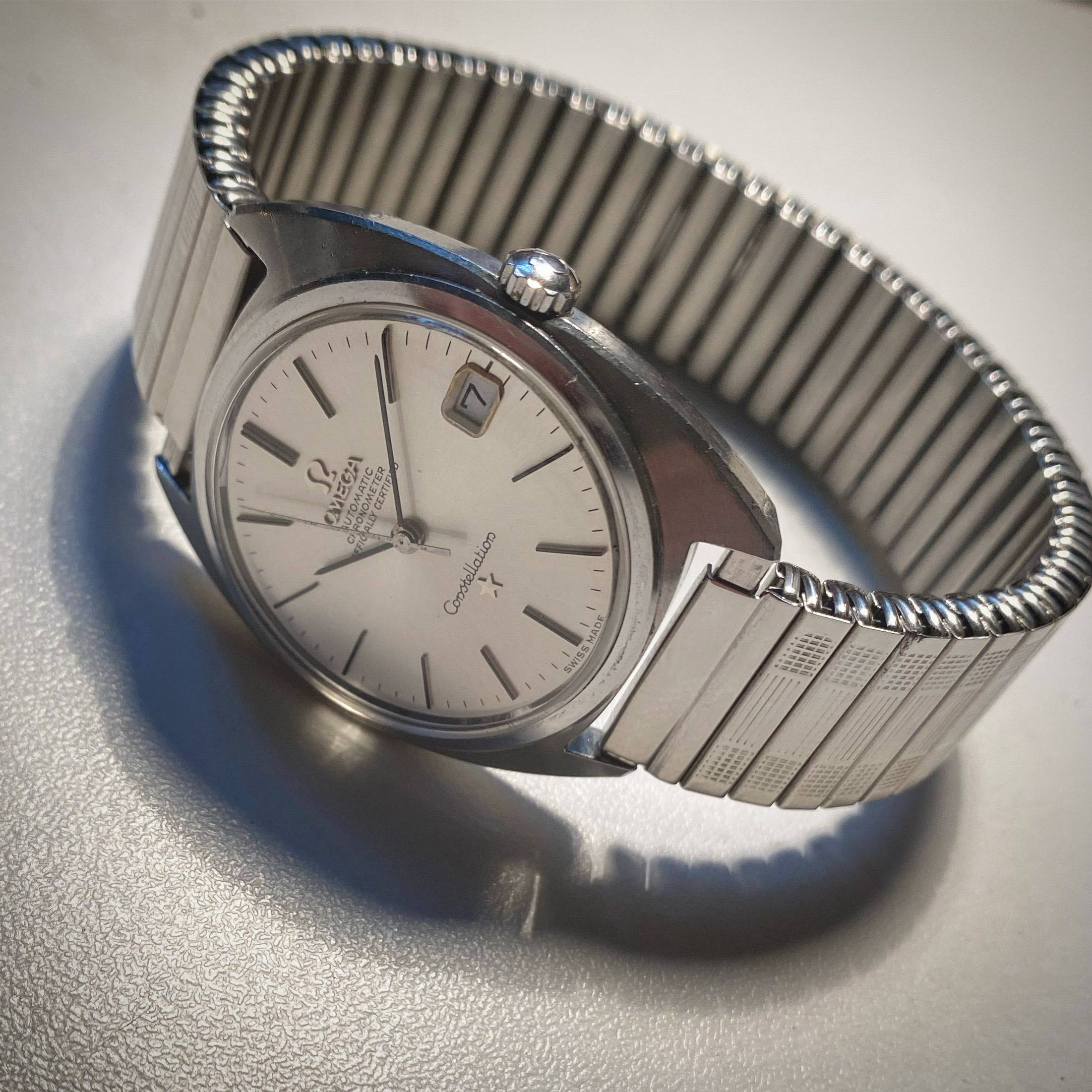 OMEGA CONSTELLATION 'C-CASE'-4