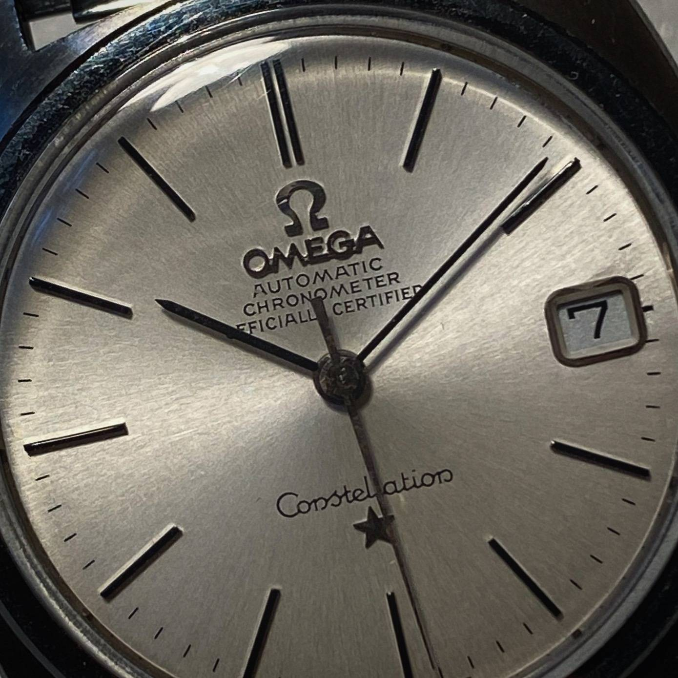 OMEGA CONSTELLATION 'C-CASE'-6
