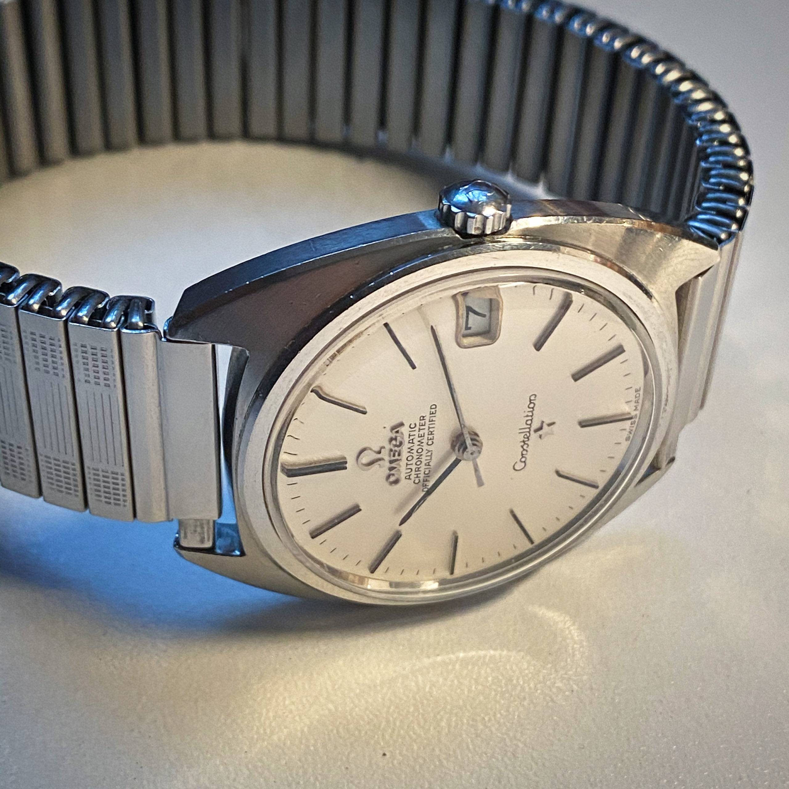 OMEGA CONSTELLATION 'C-CASE'-5