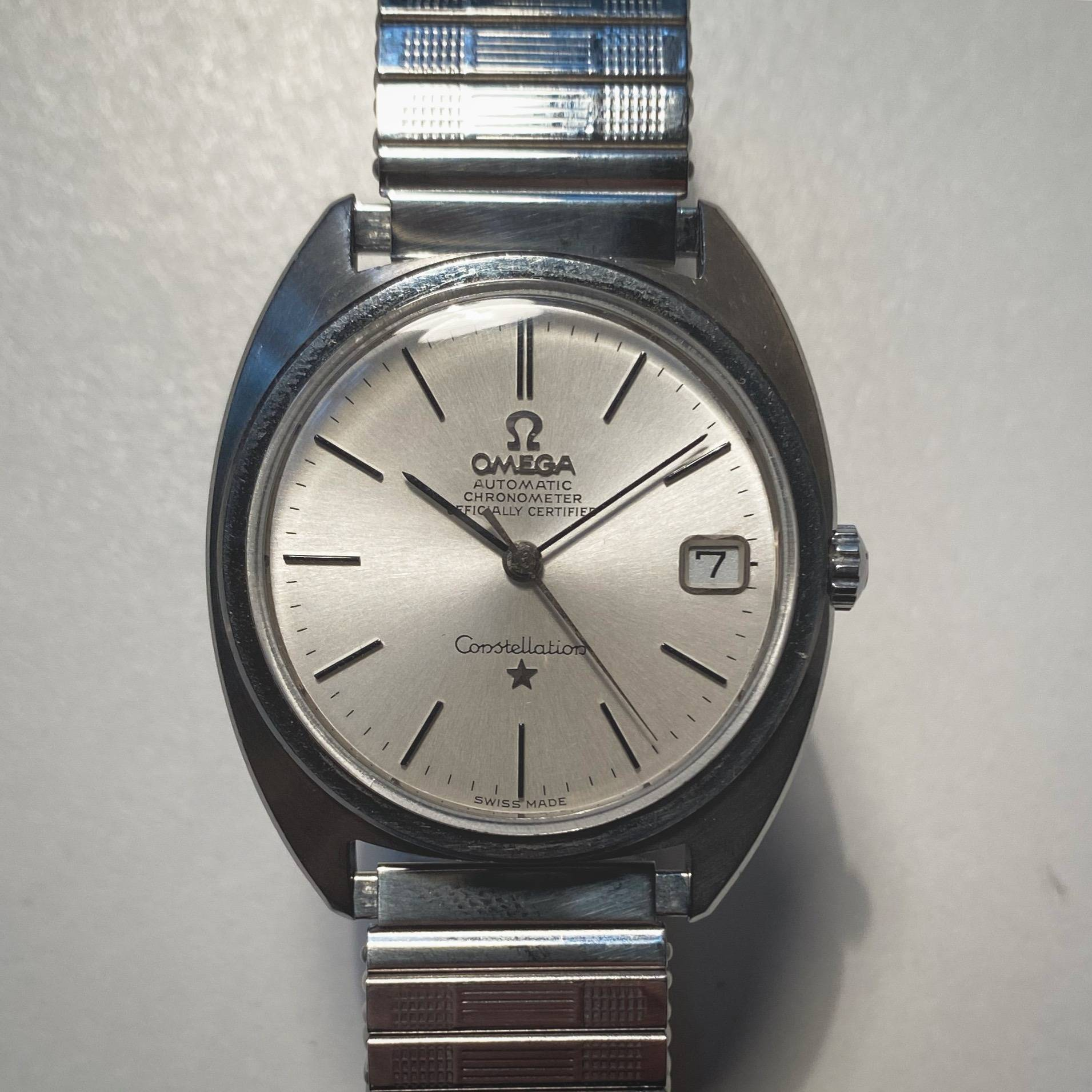 OMEGA CONSTELLATION 'C-CASE'-1