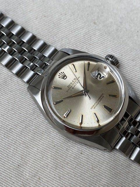 Rolex Oyster Perpetual Date Dauphine Hands-6