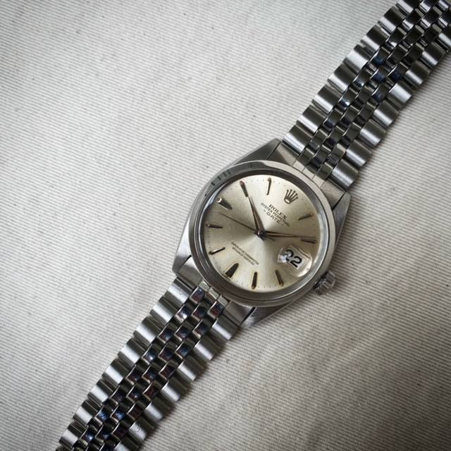 Rolex Oyster Perpetual Date Dauphine Hands-2