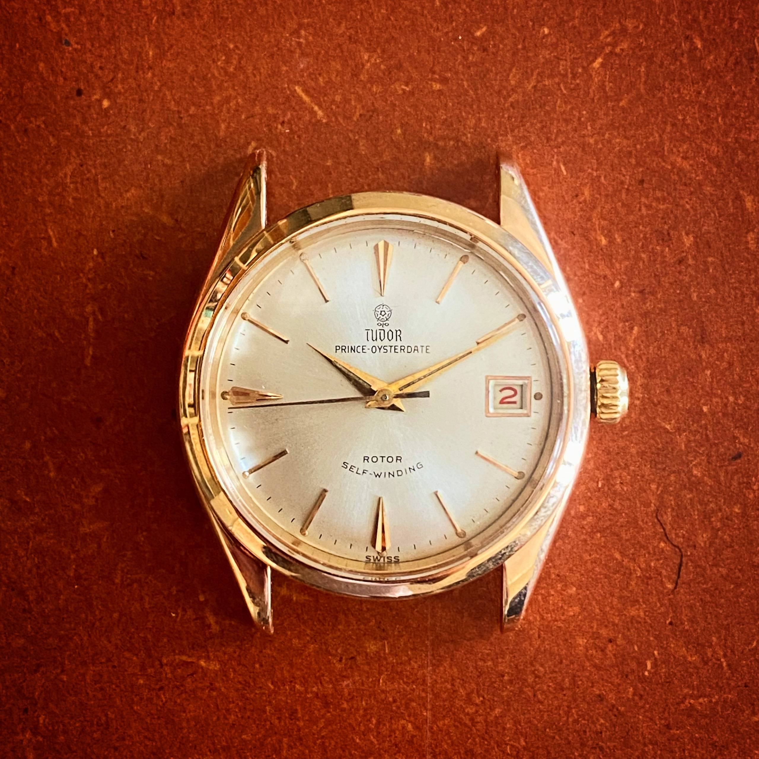 Tudor Oyster Prince Automatic Rose Gold-1